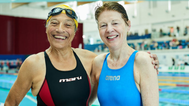 How to make swimming part of your New Year's resolutions