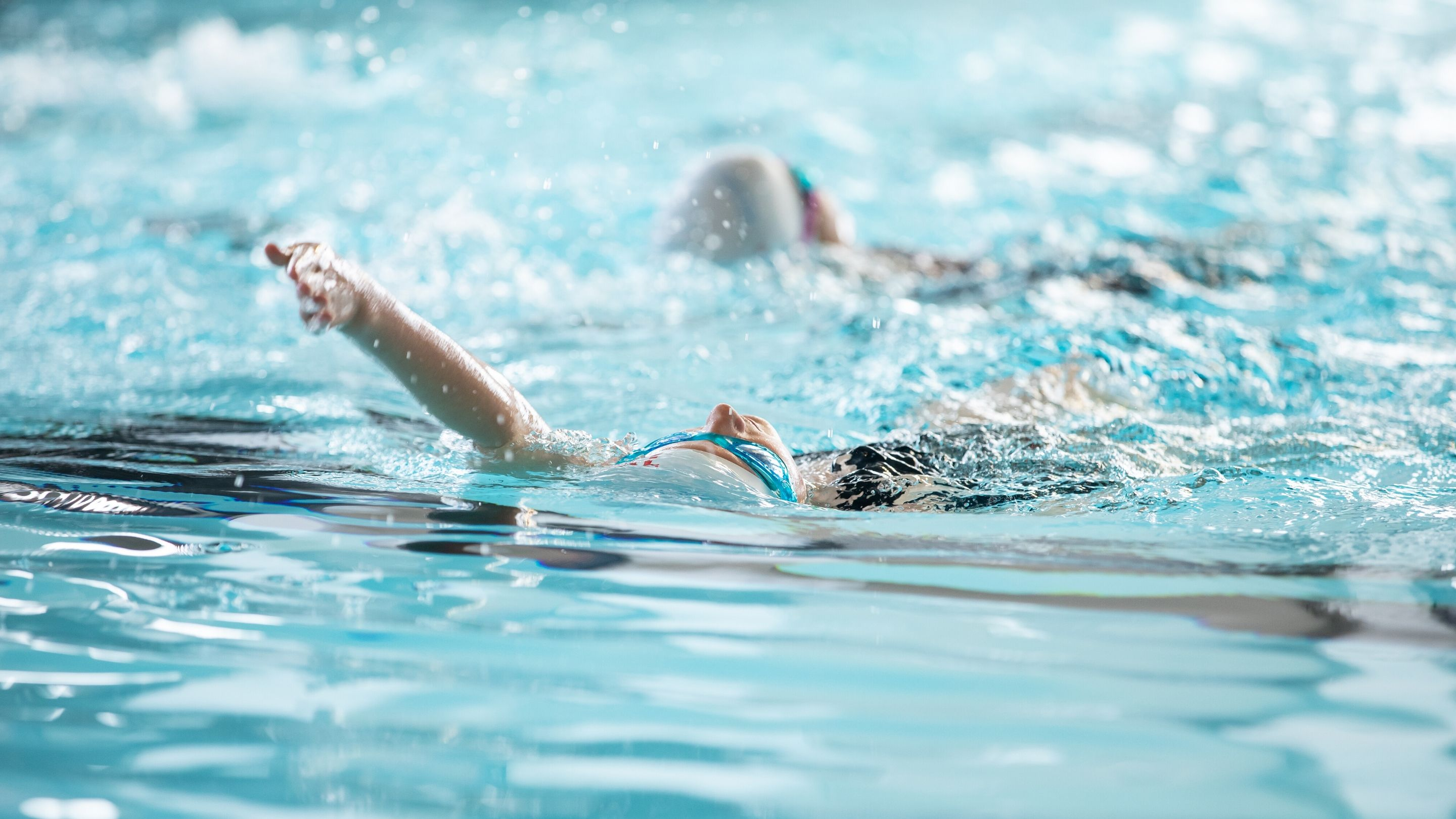 Introduction to Teaching Backstroke