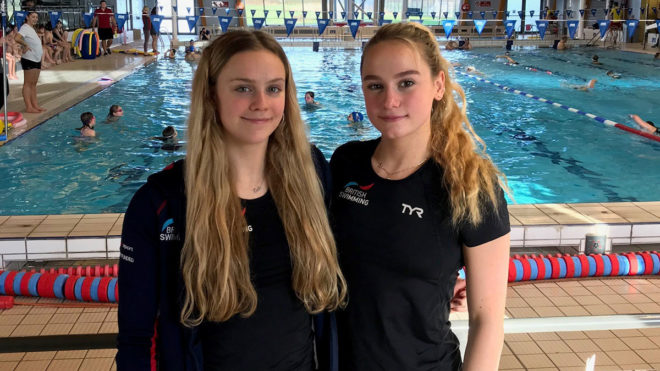 British duet Kate and Isabelle 'raring to go' as they aim to realise Olympic dream