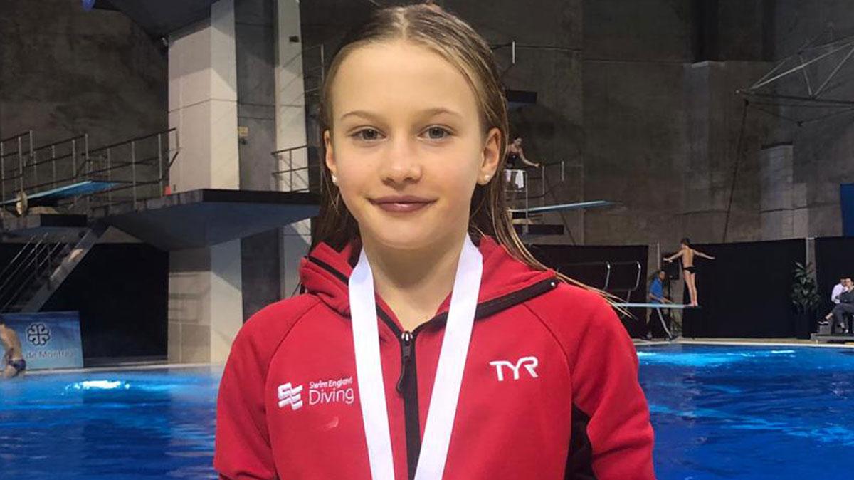 Swim England Talent divers prepare to take on idols at British Diving Championships