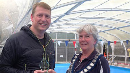 Water polo coach Simon Tomlinson selected for UK Coaching programme