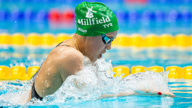 Swim England selects 20 talented juniors for international competition in Nice