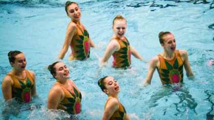 Entries open for Artistic Swimming (Synchro) National Age Group Champs