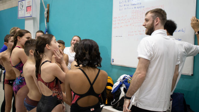 Five diving coaches selected for UK Coaching development programme