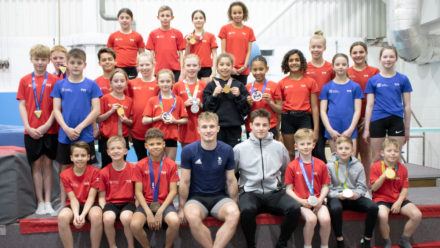 Jack Laugher hopes golden experience will inspire Swim England divers