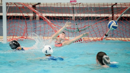 Swimming Trust donation will provide new opportunities at all levels of water polo