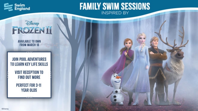 Disney-inspired Family Fun Sessions get a sprinkling of Frozen 2 magic