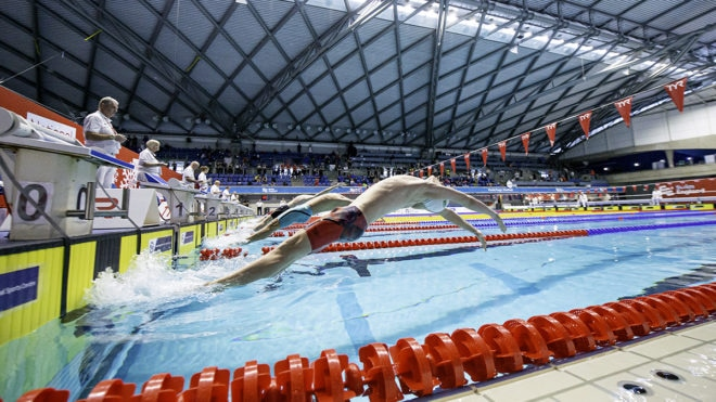 Aquatic athletes encouraged to apply for GLL Sport Foundation funding