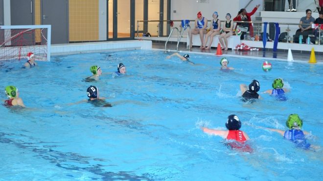 National Academy camp helps young water polo players 'become the best they can be'