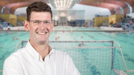 'Much has been achieved' on water polo strategy despite constraints faced