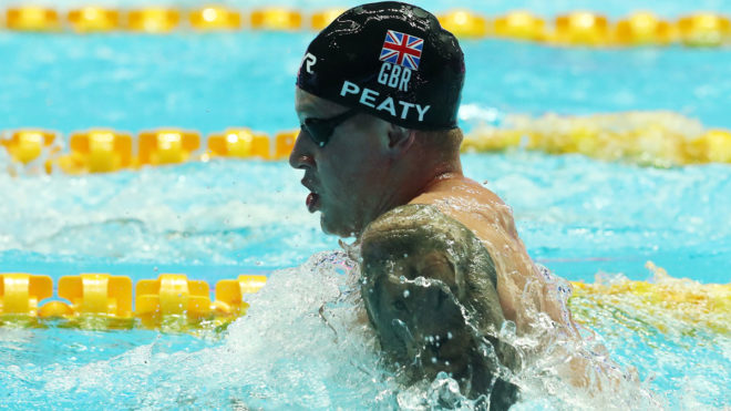 Adam Peaty headlines field of British stars for Bangor's McCullagh International