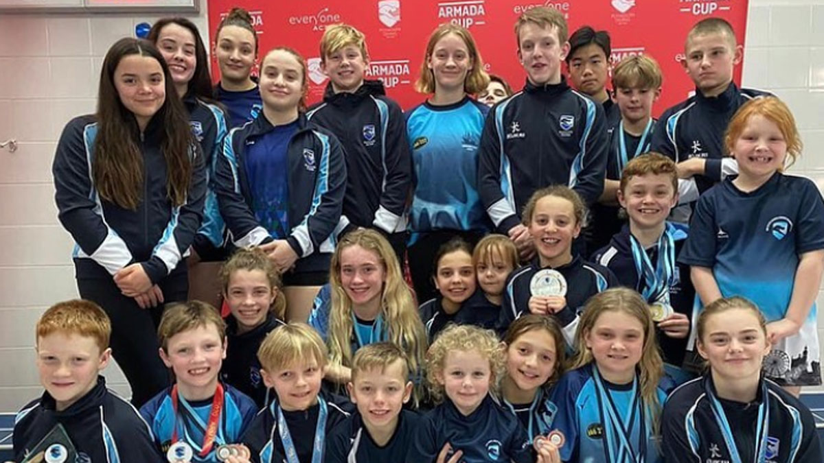 Plymouth paves the way for diving development through epic Armada Cup