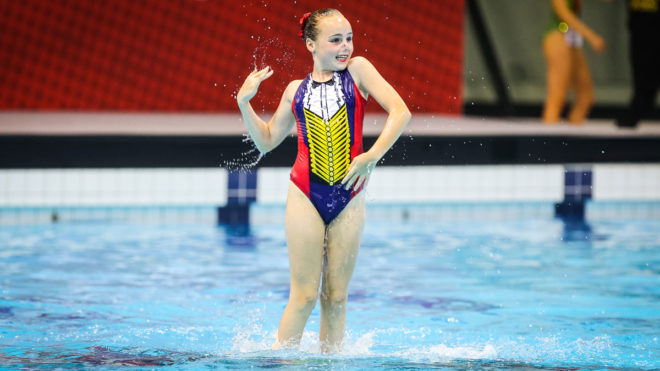 Entries open for Swim England Artistic Swimming Combo Cup 2020