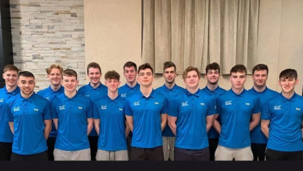 Great Britain U19 Men's water polo side selected for European competitions