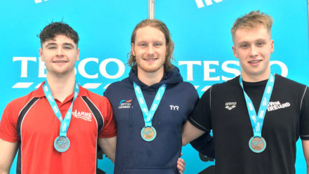 Gold for Greenbank in dominant display at McCullagh International
