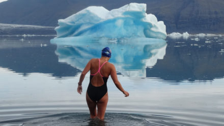 Ice swimmers set to challenge for places on world stage at British Championships
