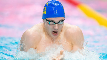 Swim England Performance Squad swimmers take on stars at BUCS Champs