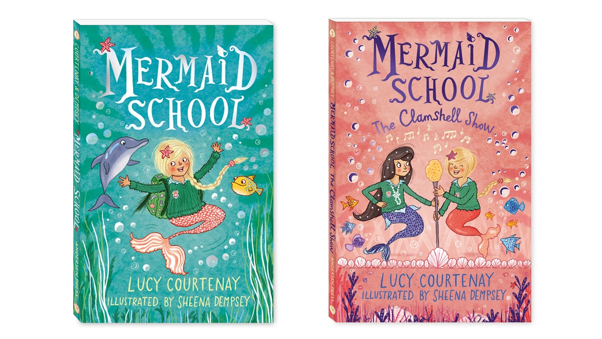 The Mermaid School books