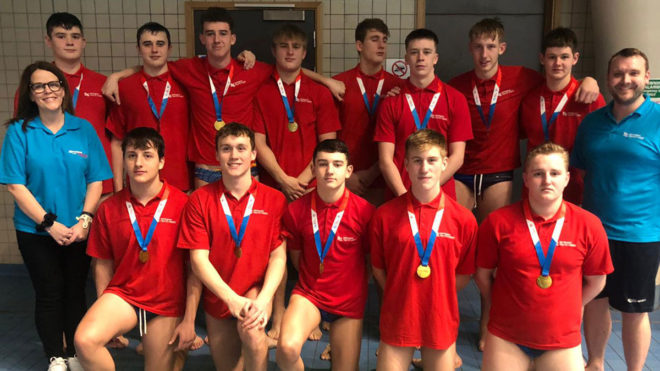 North West Tigers win U18 boys inter-regional title to complete hat-trick