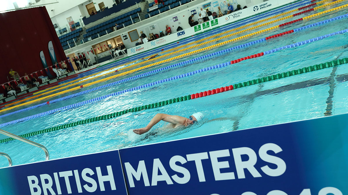 Swimmers urged to have say on format for 2021 British Masters Championships