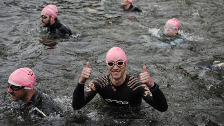 Sign up for the Great Swim Series 2020
