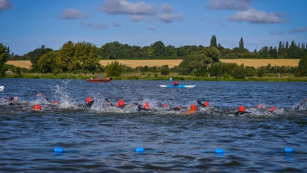 Tips and advice on offer to open water coaches at East Region development day