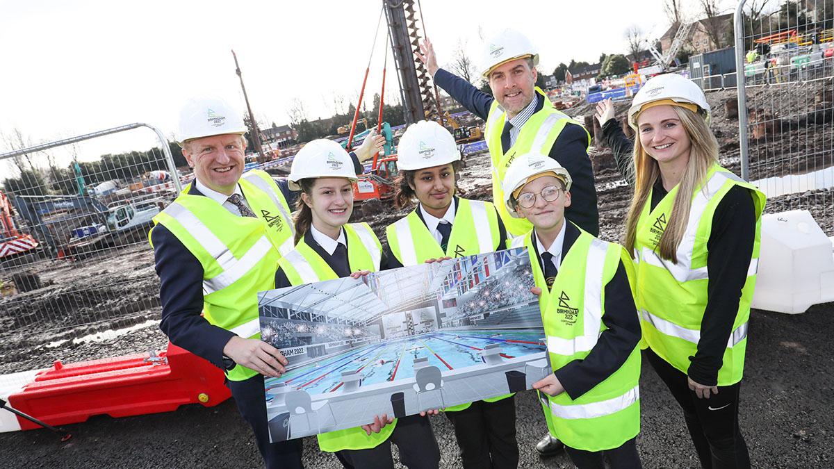 Blog: Dive West Midlands in full swing as we build towards Birmingham 2022