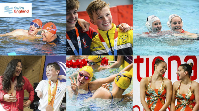 Swim England is looking forward to a return to competition