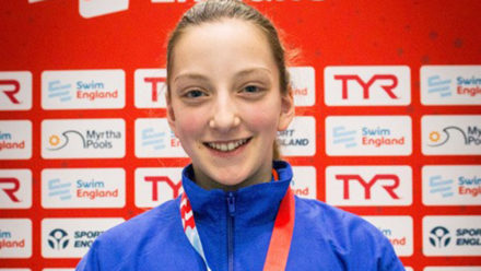 Francesca feels 'amazing' after winning national figures title