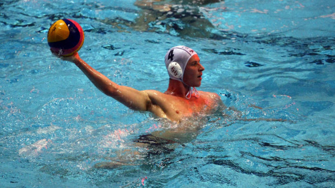 Olympian Sean King 'delighted' to join Water Polo Leadership Group