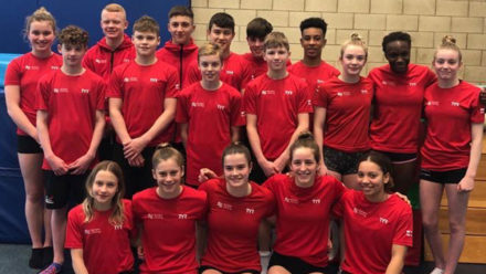 Diving youngsters continue development with busy month of training camps
