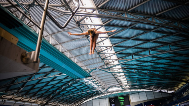 New training opportunity launched in national diving judge course
