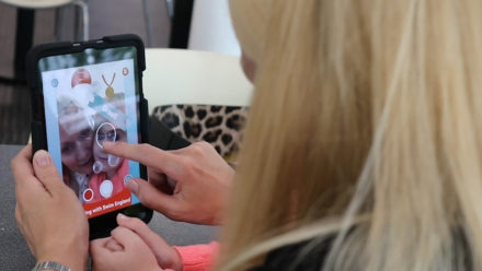 Popular My Learn to Swim app shortlisted for Sports Technology Award