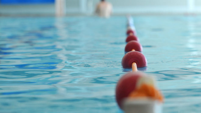 'Positive sign' as Government and public health officials inspect swimming pools