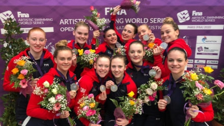 Great Britain 'on the up' after sealing World Series silver medal