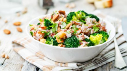 Recipe: Broccoli Bell Pepper Stir-Fry