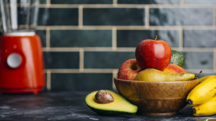 Five nutrition tips for working from home