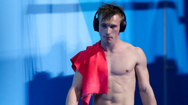 Olympic champion Jack Laugher looking to 'be the best me' at Tokyo Games