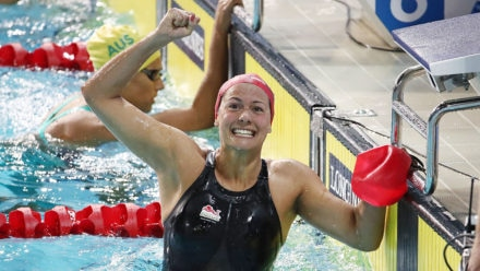 Aimee Willmott 'honoured and excited' to join Commonwealth Games England board