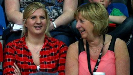 Olympic champion Becky Adlington hails #parentpower in new SportsAid film