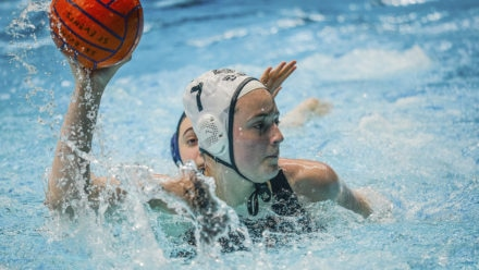Swim England aiming to double number of registered water polo players in five years