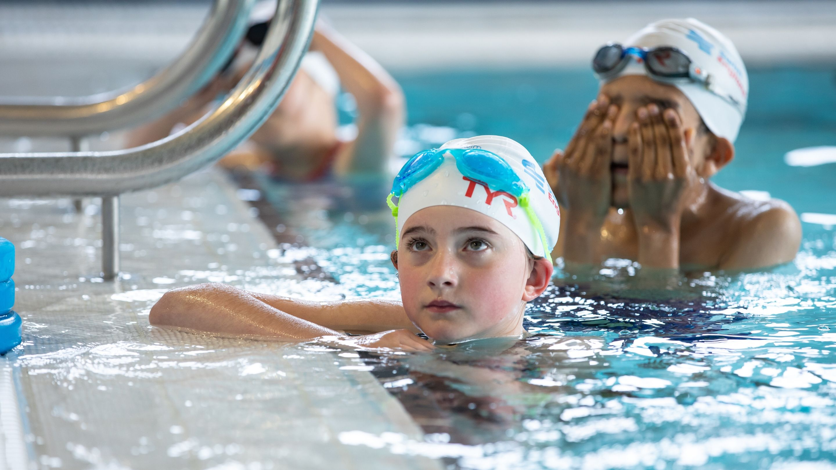 Free Swim England Child Safeguarding Basic Awareness course launched
