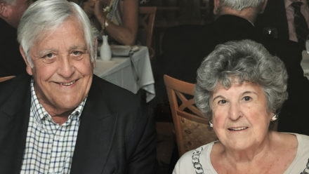 Family thankful for tributes to former ASA President Ray and his wife Janet