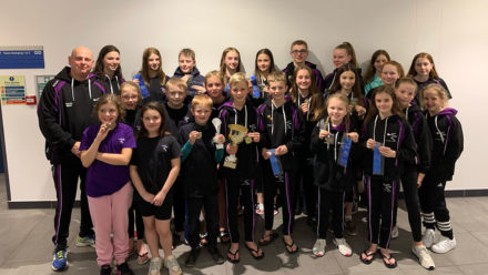Brighouse Swimming Club win the Queen's Award for Voluntary Service