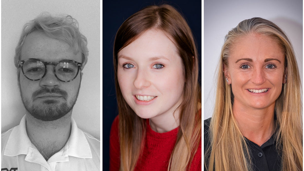 Olympian Sarah and coach Josh latest appointments to Diving Leadership Group