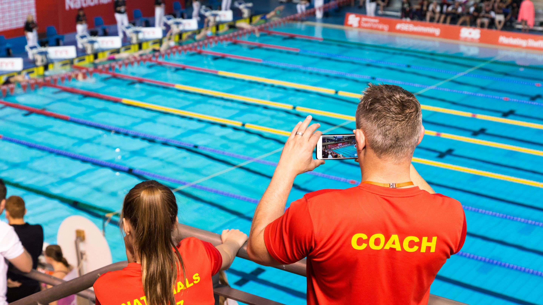 Swim England Coach - Blended Learning