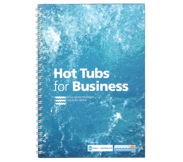 Hot Tubs for Business book