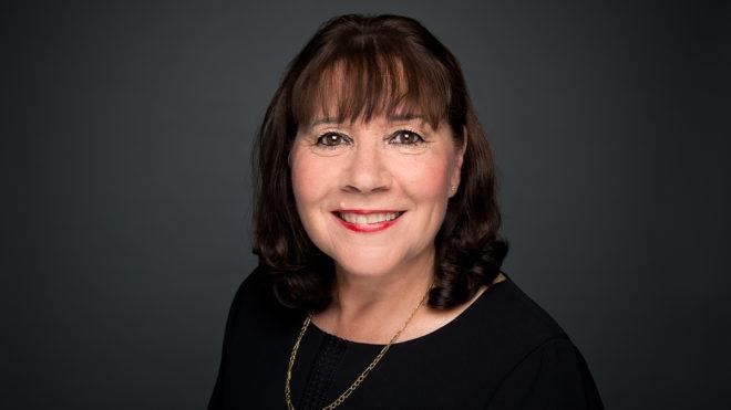 Swim England chief executive Jane Nickerson
