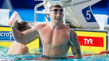 Olympic champion Adam Peaty delighted as pools given reopening dates