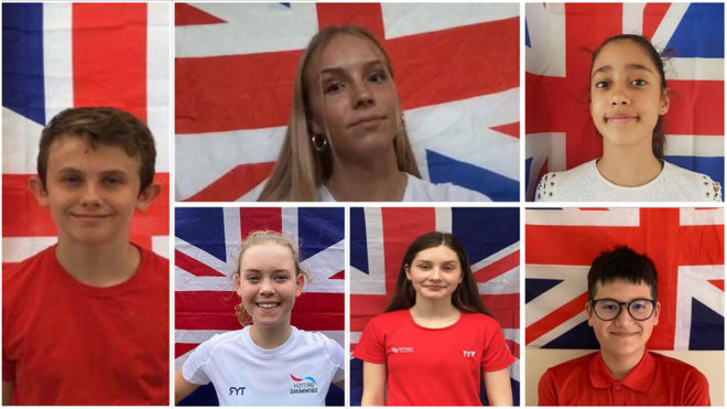 Youngsters impress on international stage at first world virtual event